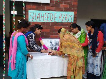 DPS celebrated Martyrdom Day of Shaheed Bhagat Singh