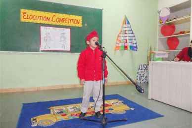 Elocution Competition