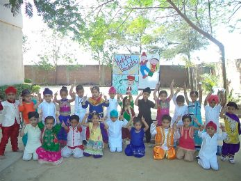 Pre Primary Baisakhi Celebration