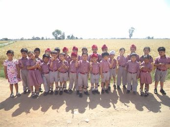 Visit to Wheat Field….