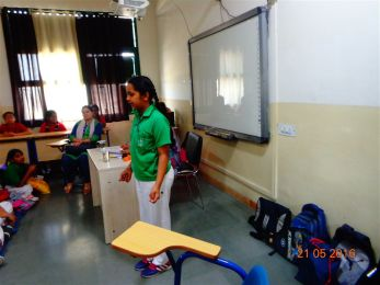Inter House English Debate Competition