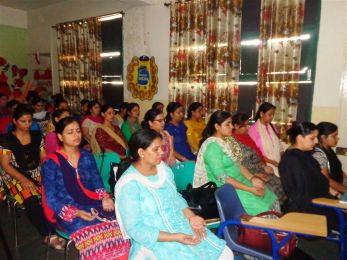A Two Day Workshop for Teachers by Mrs.Bharti Kapoor on English Remediation