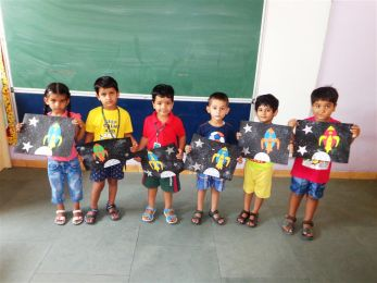 DPS Summer Camp for Pre-Primary Kids