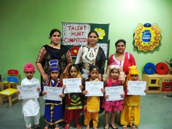 Talent Hunt Competition