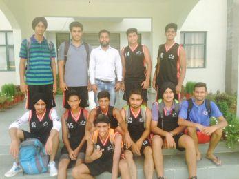 Basketball Competiton