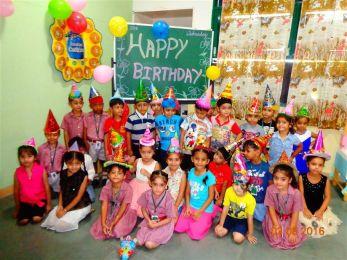 Birthday Party Celebration