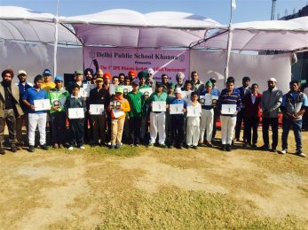 1st DPS Khanna Invitational Golf Tournament