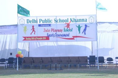 Inter Playway School Sports Tournament