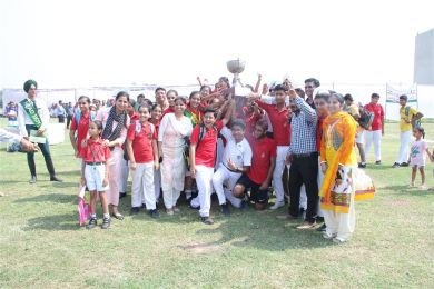 Annual Sports Day 2017