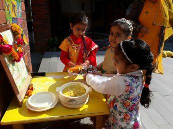 Basant Panchami Celebration