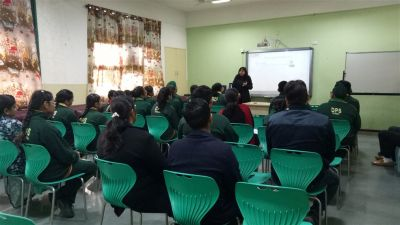 A Career Exploration Programme held in DPS Khanna