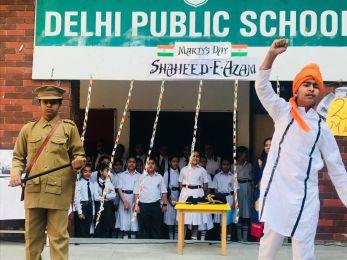Patriotic Fervour  Commemorates the Martyrdom of Shaheed Bhagat Singh