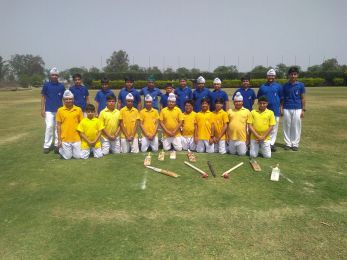 Inter House Cricket Competition