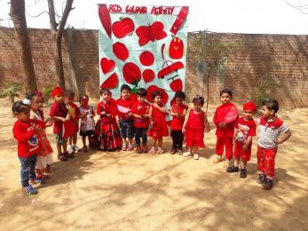 Red Colour Day