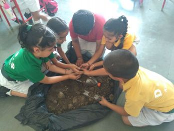 Educational activities at DPS Khanna aims at the amalgamation of both education and fun.