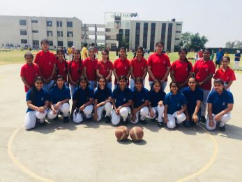 DPS holds Inter House Cricket and  Basketball Matches