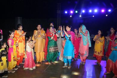 Celebrating the richness of Punjab- Baisakhi Mela opens with a bang at DPS Khanna