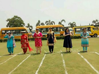 Mothers's Day Celebrations galore at DPS Khanna