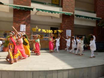 Labour Day celebrations at DPS Khanna