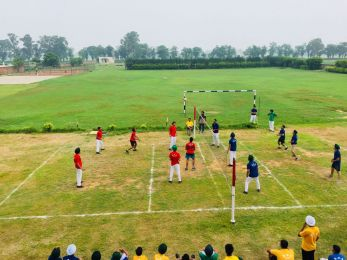 Sports and Physical Education are an integral and important part of the life of a DPS Khanna student.