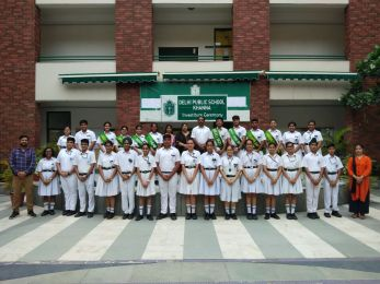 Delhi Public School Khanna Investiture Ceremony