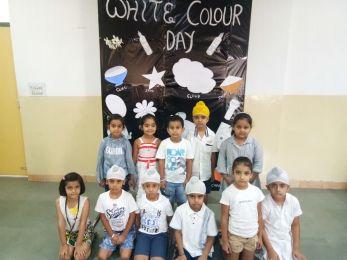 White Colour Day
