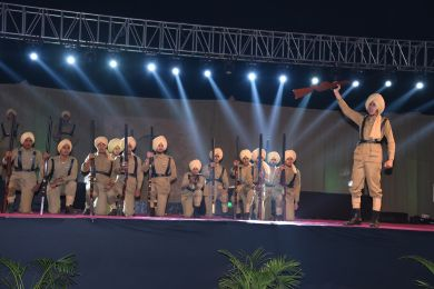 Extravaganza of Founders Celebrations