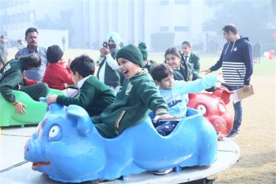 DPS Khanna Annual Fete 2018-19