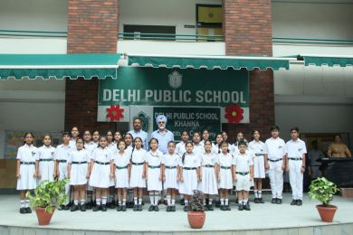 Investiture Ceremony for the Junior Council