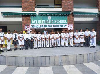 Scholar Badge Ceremony 2018-19